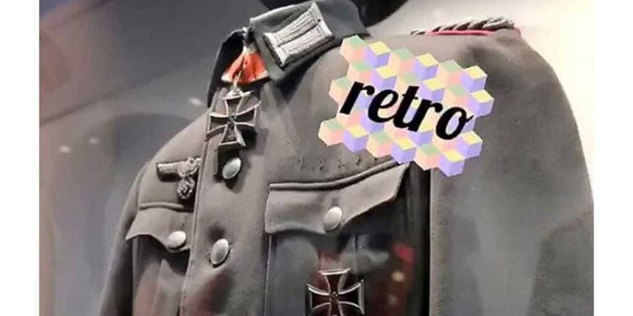 "German army apologises for posting Nazi uniform as ""retro fashion"" on Instagram"