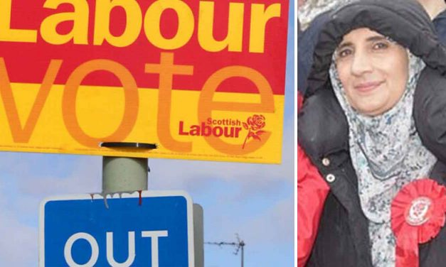 Labour drops Falkirk candidate over anti-Semitic posts
