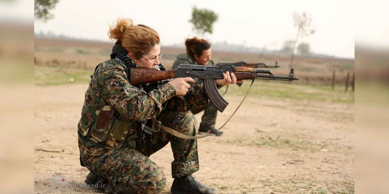 Syrian Christians take up arms against Turkish invasion