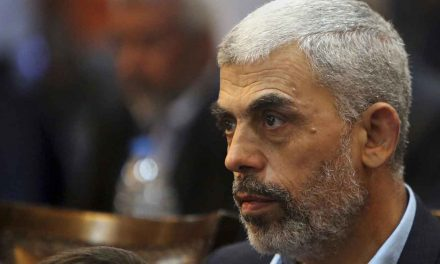 """Hamas leader will """"stop the breathing of 6 million Israelis"""" if Gaza doesn't have more ventilators"""
