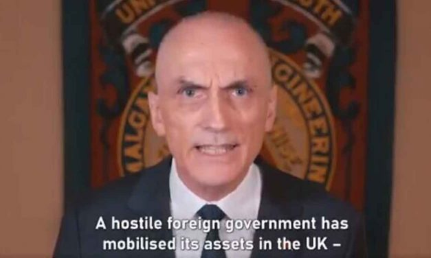 """Williamson blames """"hostile foreign government"""" and anti-Semitism """"smear campaign"""" for Labour loss"""