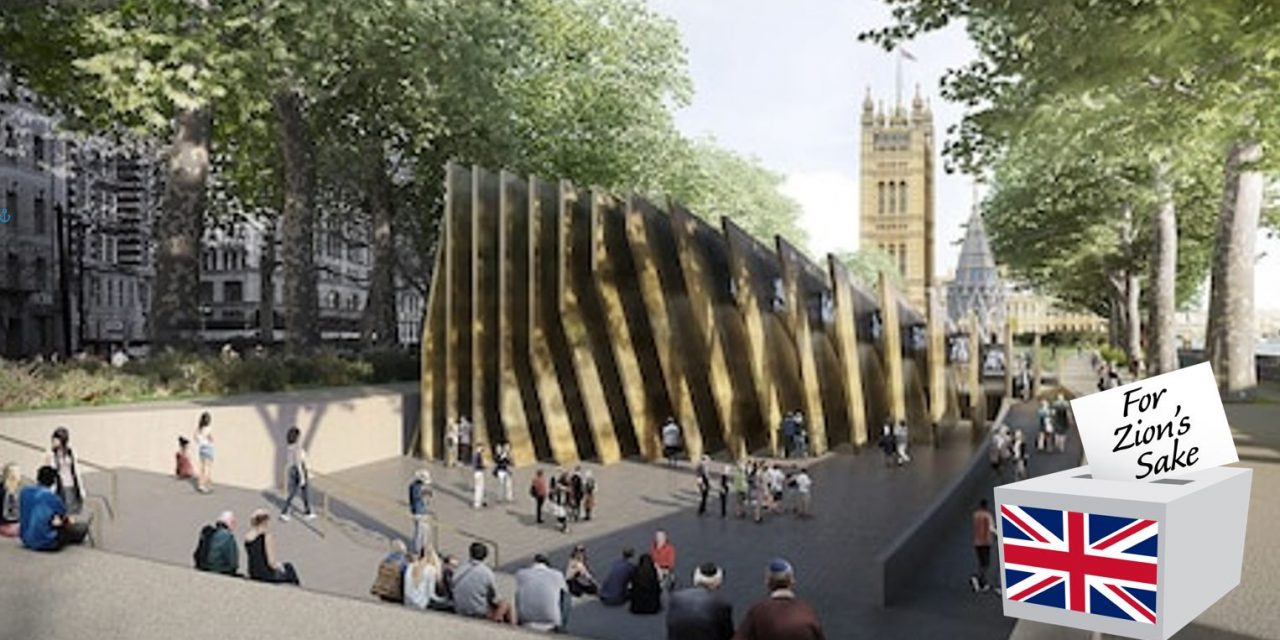 It is high time to build the National Holocaust Memorial in Westminster