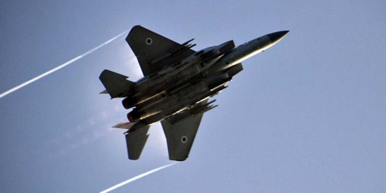 IDF jets retaliate after rockets fired from Gaza, bomb Hamas weapons factory