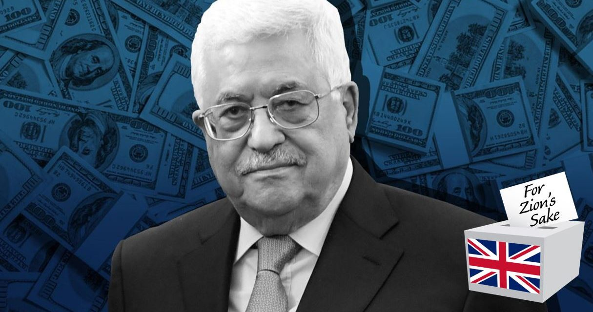 We must stop British tax-payers' money from funding Palestinian terrorism