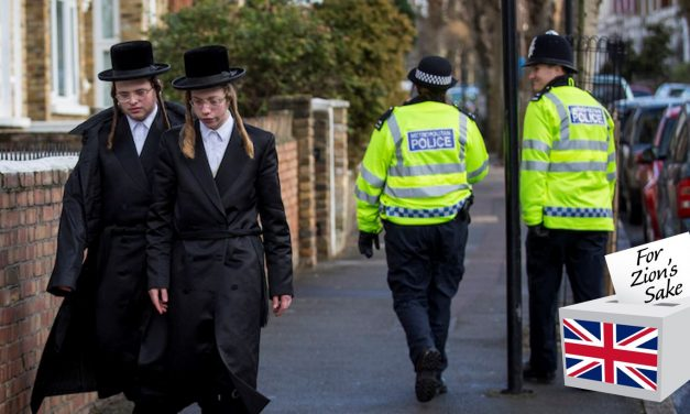 UK sees record number of anti-Semitic incidents in 2019