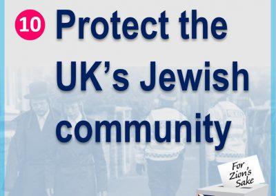 The UK's Jewish community