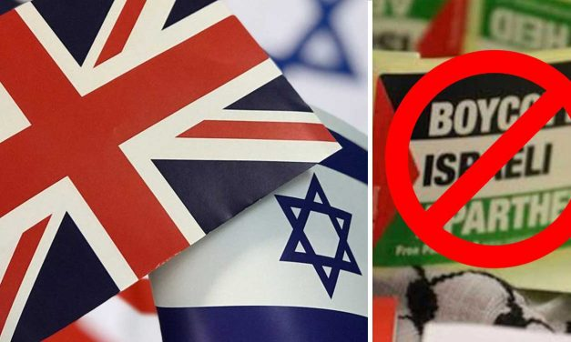 The British government must reject all boycotts of Israel