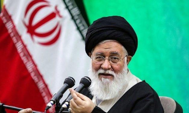 """Iranian ayatollah: UK ambassador should be """"chopped into pieces"""""""