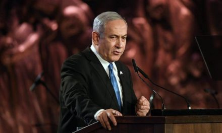 """Today, we have a voice, we have a land and we have a shield"" – PM Netanyahu"