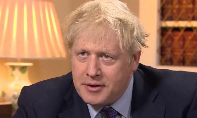 "Boris Johnson on Iran Deal: ""Let's get the Trump deal instead"""