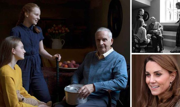 "Duchess of Cambridge photographs Holocaust survivors – ""Their stories will stay with me forever"""