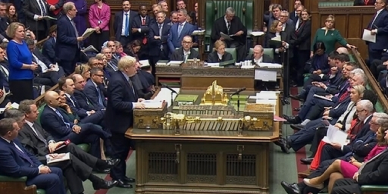 "PM tells Commons: Iran's Soleimani ""had British blood on his hands"""