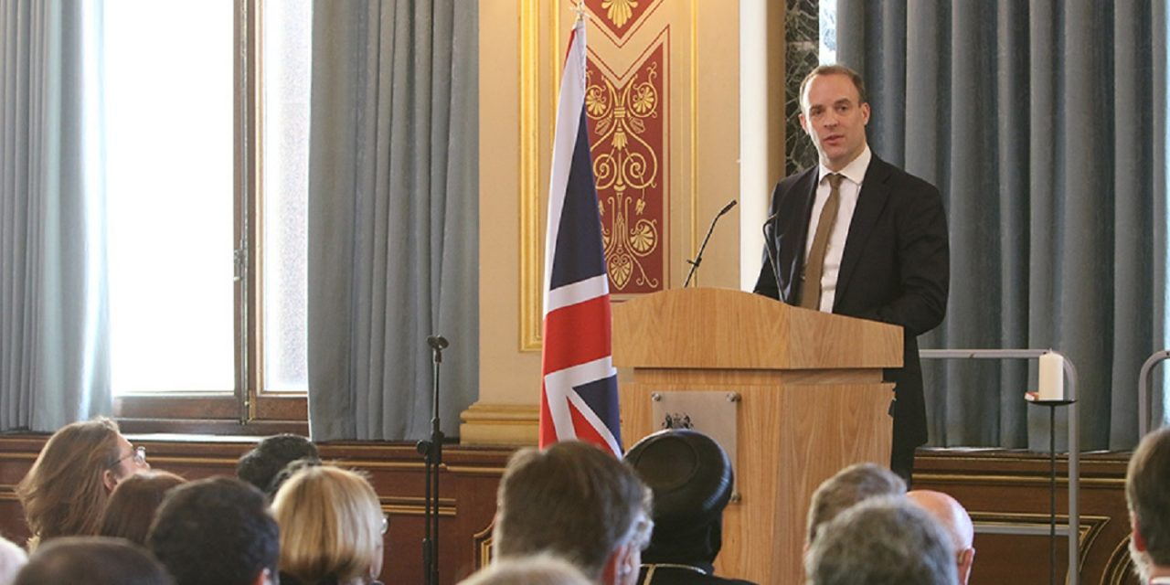 """Raab: """"Family's escape from Czechoslovakia instilled in me horrors of anti-Semitism"""""""