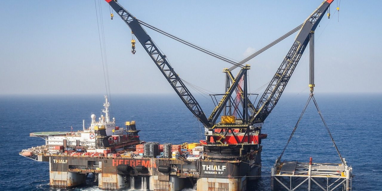 Israel begins exporting gas to Egypt in historic new agreement