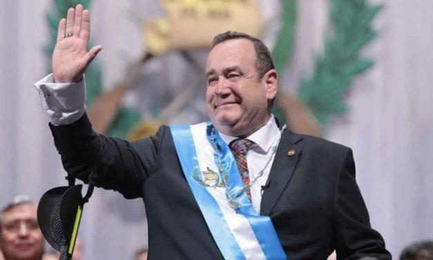 New Guatemalan President: We will keep embassy in Jerusalem and declare Hezbollah a terrorist organisation