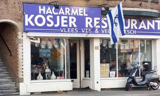 Fake bomb planted at kosher restaurant in Amsterdam
