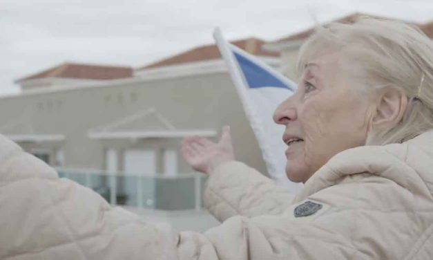 Israeli Holocaust survivor brought to tears by this powerful moment