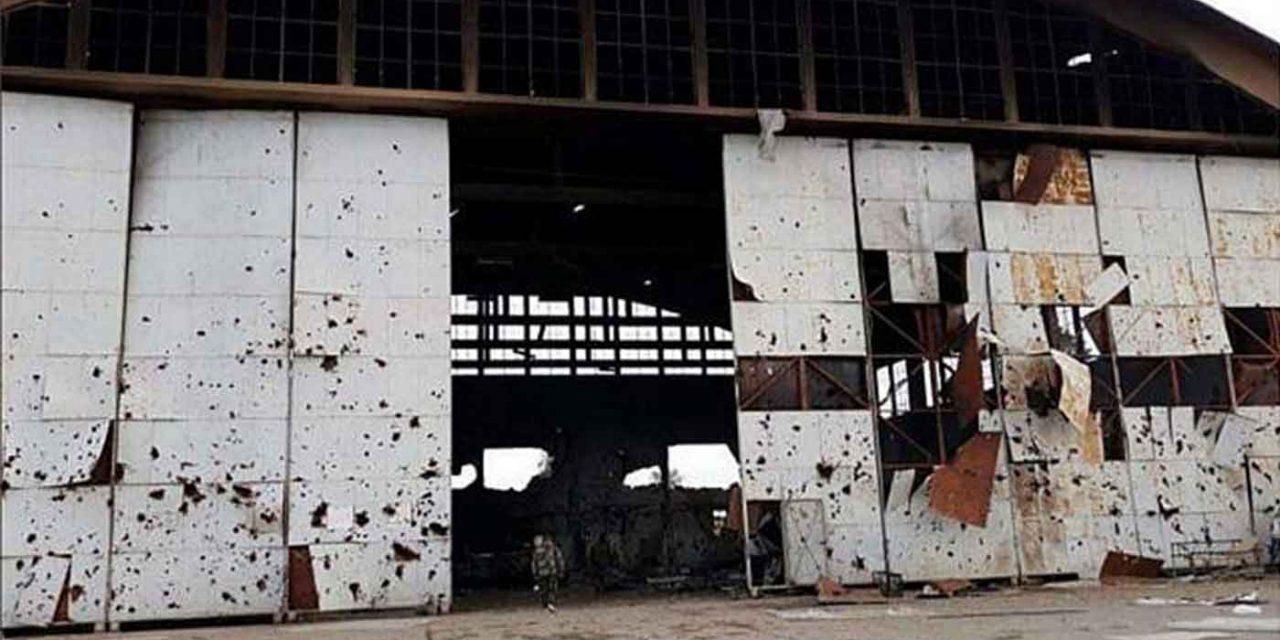 Iranian base in Syria struck overnight killing pro-Iran militants
