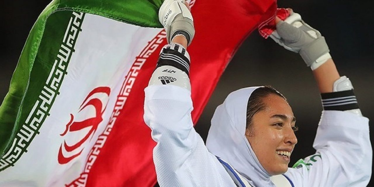 Iran's only female Olympic medallist DEFECTS; slams the regime for oppressing millions of women