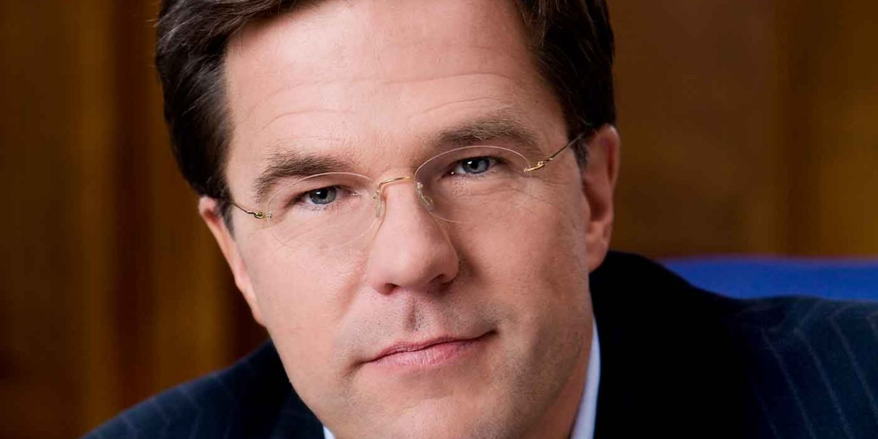Dutch PM apologies for his country failing its Jews during the Holocaust