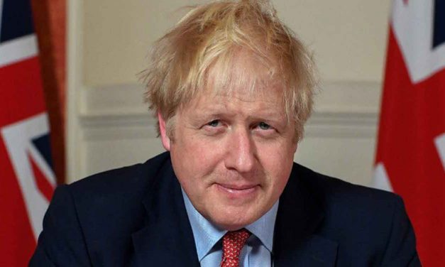 "Boris Johnson on Holocaust: ""I will never allow this country to forget what happened 75 years ago"""
