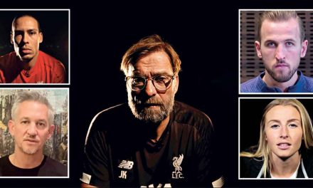 Premier League stars take part in Holocaust Memorial Day campaign