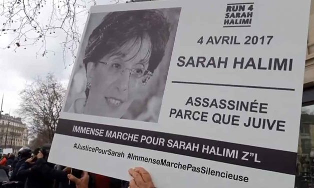 Thousands march in France after court allows Jewish woman's brutal murderer to walk free