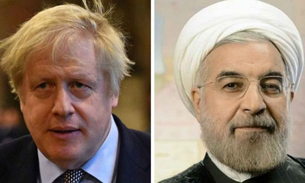 Boris recommits UK to disastrous Iran Deal in call with Iran's President Rouhani