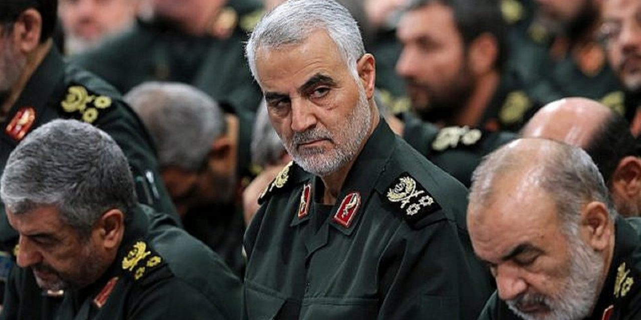 Top Iranian commander, plotting attacks on Americans, is killed in Baghdad strike