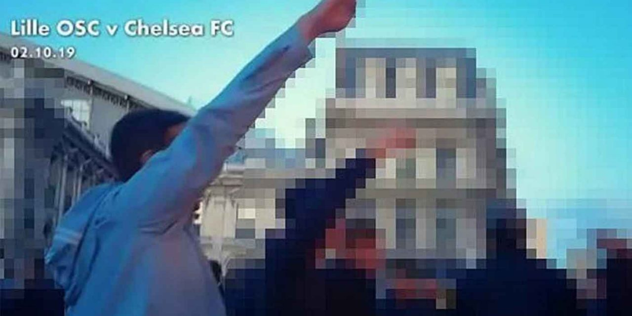 """Chelsea FC vows to launch """"full investigation"""" into Nazi salutes by fans"""