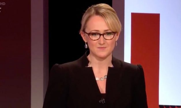 No, Rebecca Long-Bailey, there are no Israeli settlements in Gaza!