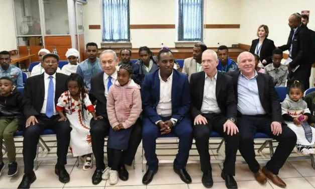 Israel welcomes dozens of Ethiopian's making aliyah