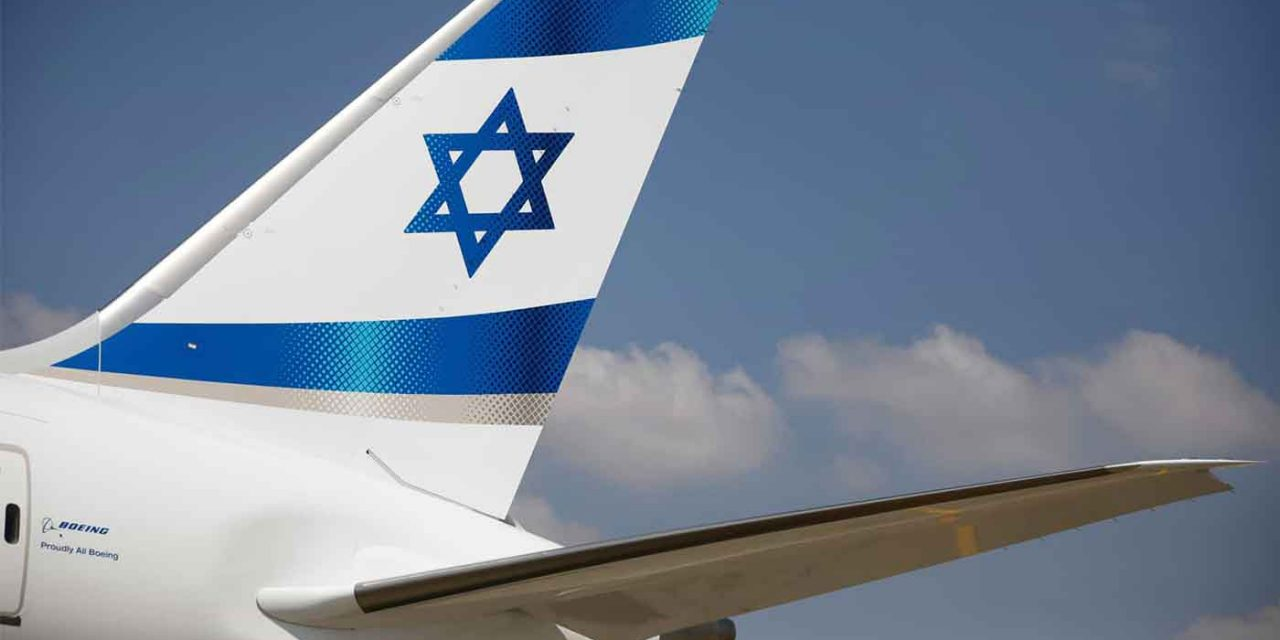 Jordan to allow Israeli flights over airspace in new aviation treaty