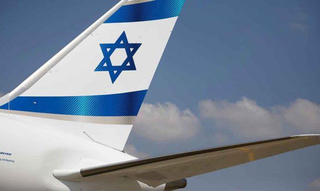Israeli plane makes historic first flight over Sudan airspace amid warming ties