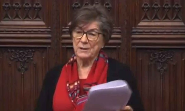 "Baroness Tonge calls Israel the ""puppet master"" of America in House of Lords debate"