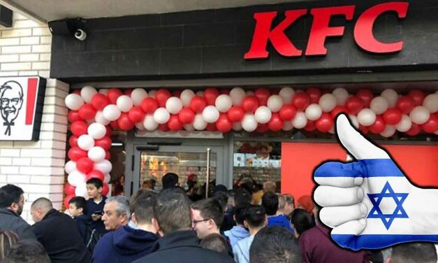 BDS Fail as KFC returns to Israel