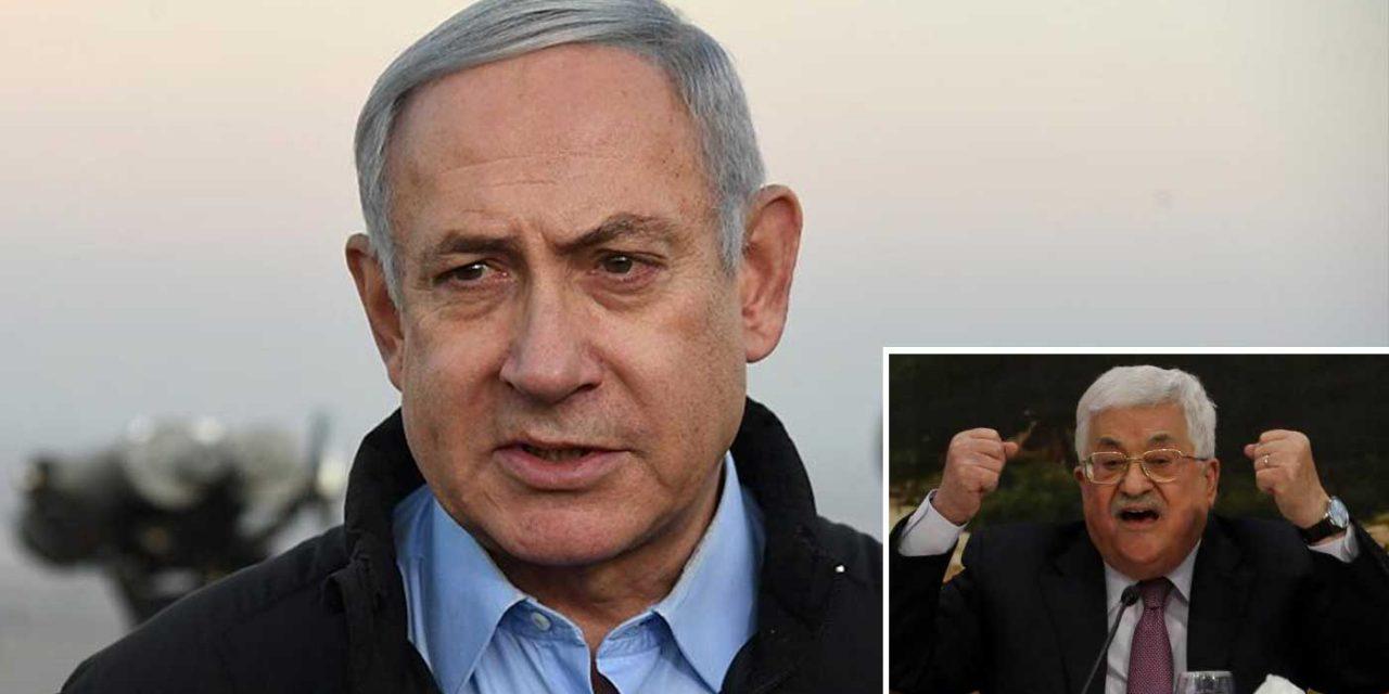 "Netanyahu tells Abbas: ""Terrorism won't help you"""