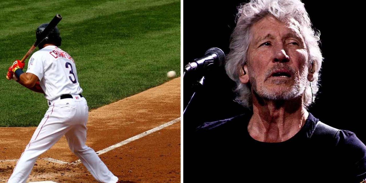 Major League Baseball drops promotion of Roger Waters over his hatred of Israel