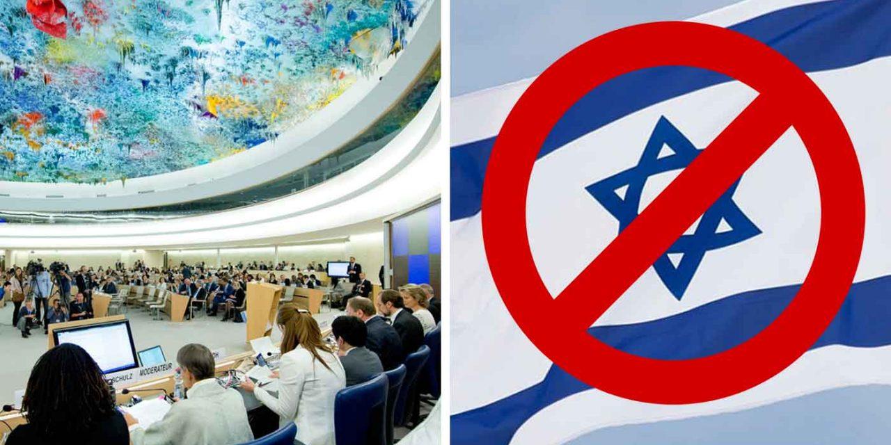UNHRC releases shameful blacklist of Israeli companies