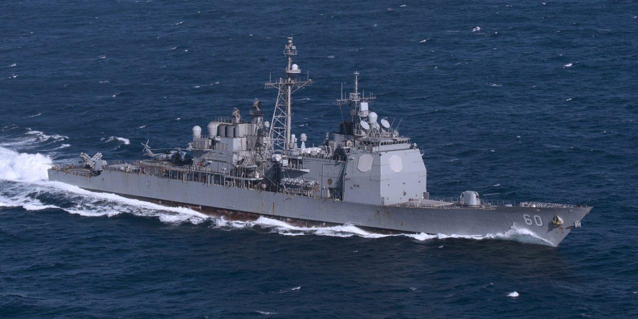 US Navy seizes Iranian missiles in Arabian sea