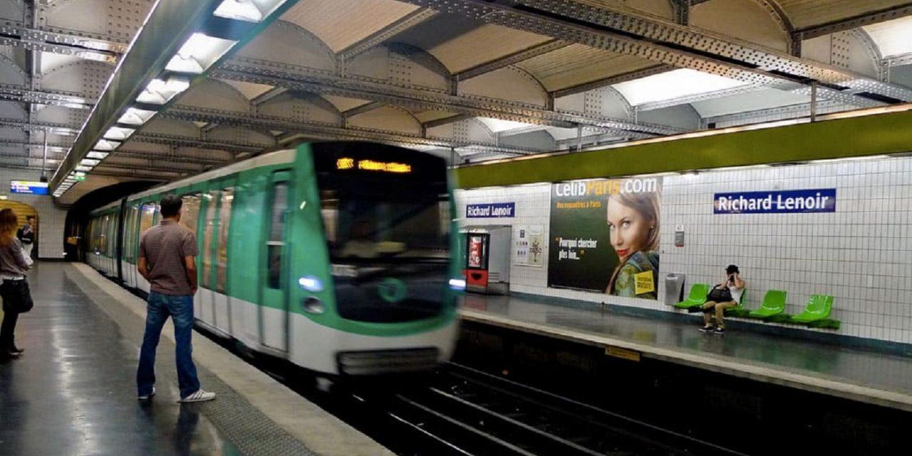 Jewish man harassed on Paris metro