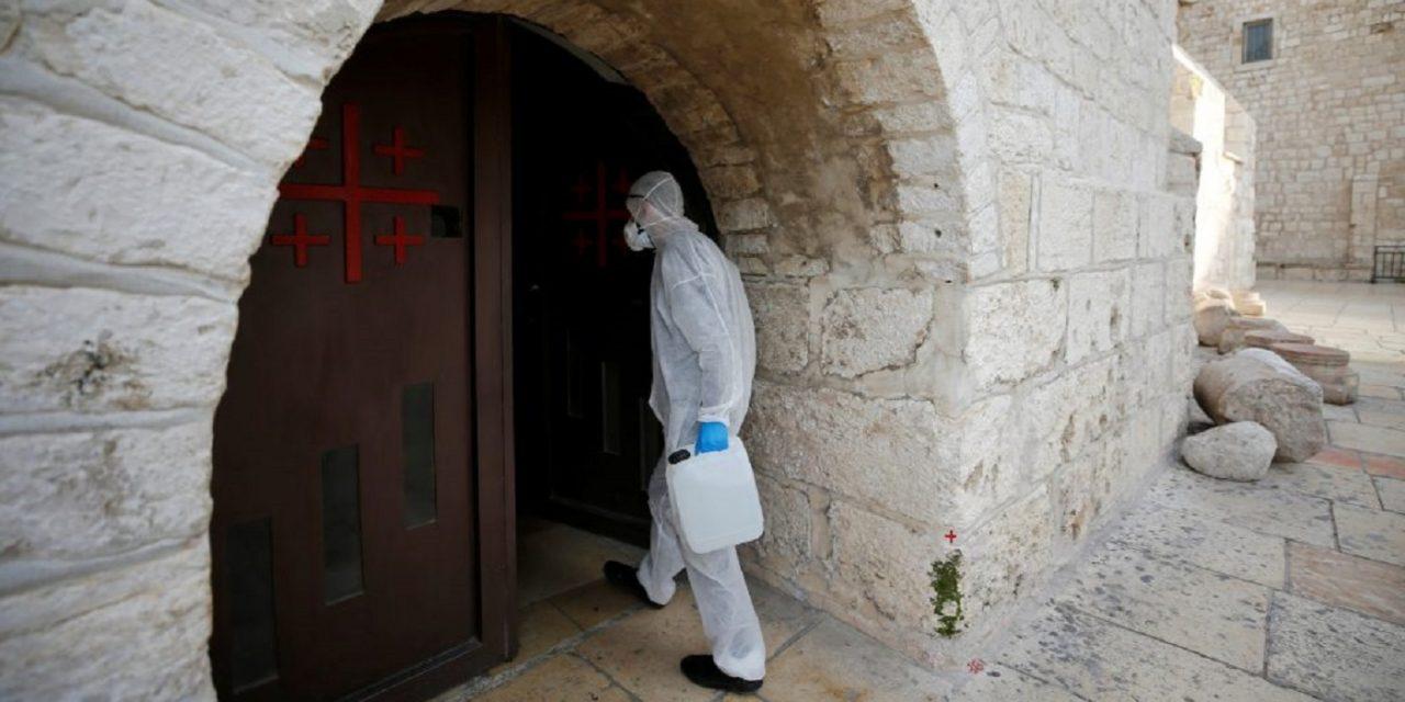 Bethlehem on lockdown after coronavirus outbreak confirmed