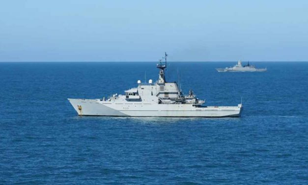 "Royal Navy shadows Russian warships in British waters after ""unusually high levels of activity"""