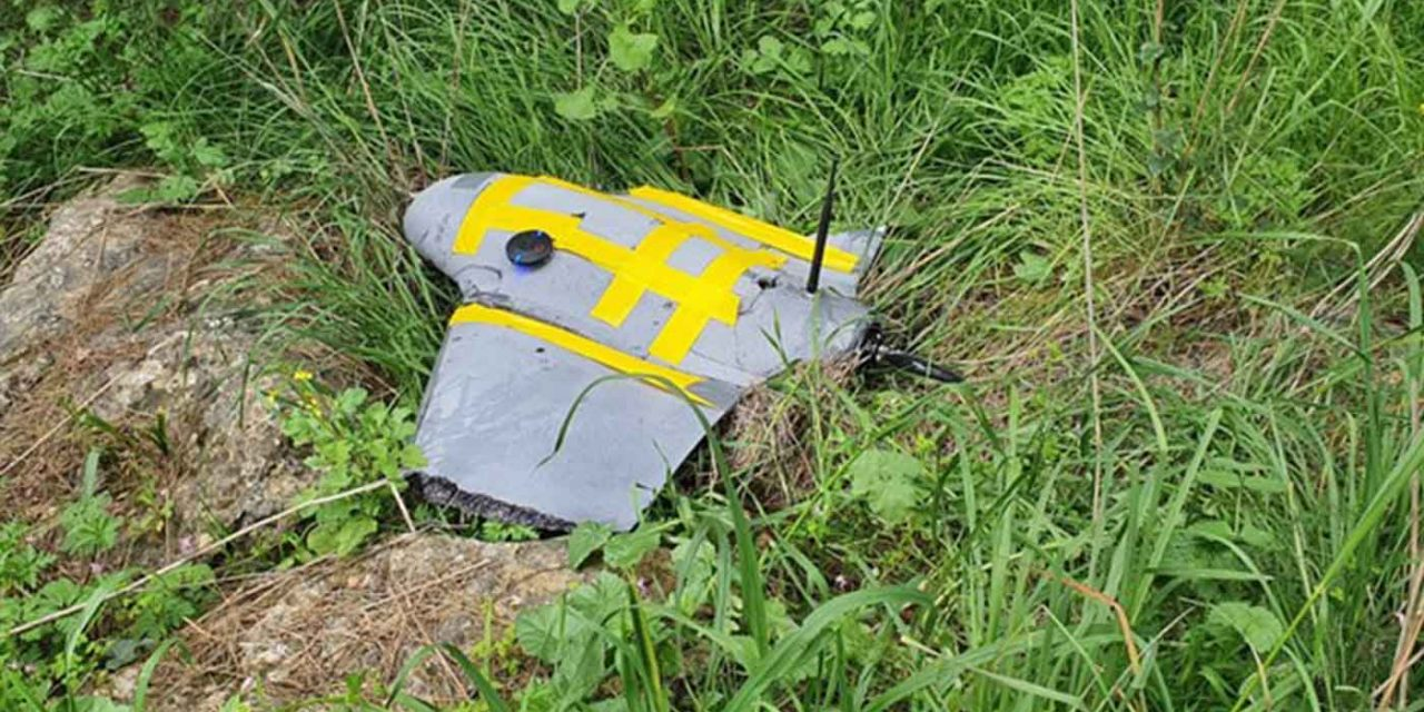 IDF shoots down Hezbollah drone from Lebanon