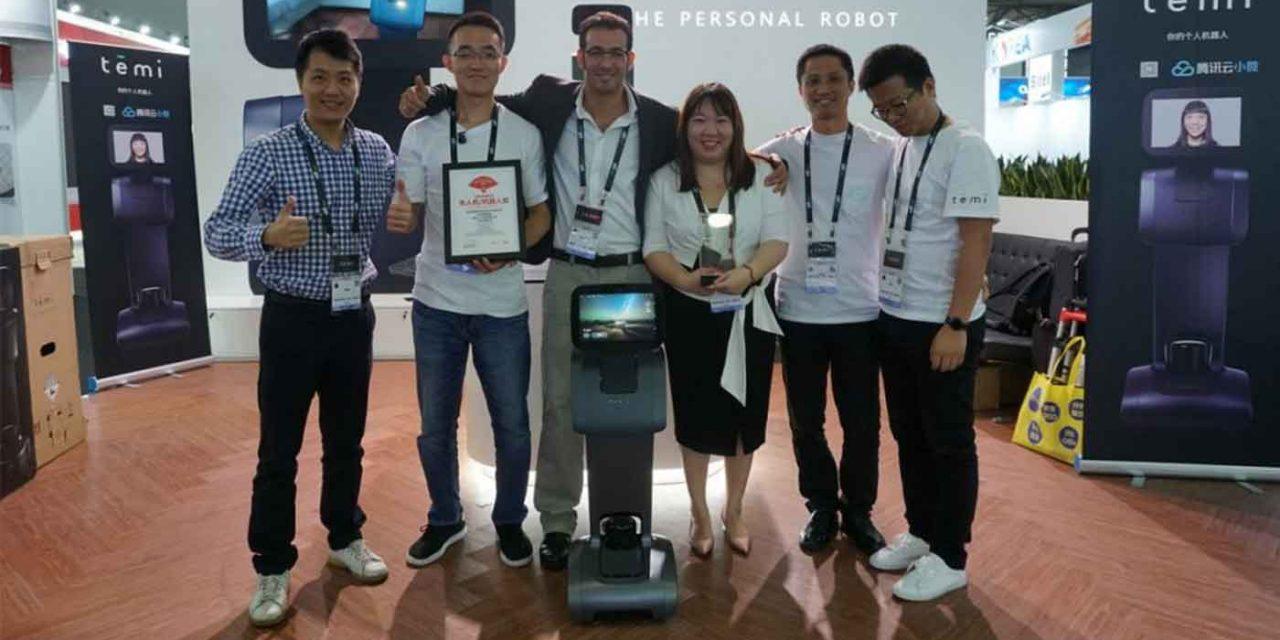 Hundreds of Israeli robot assistants deployed in Asia to help minimise Coronavirus spread