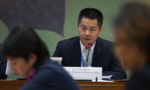 China appointed to UN Human Rights Council panel