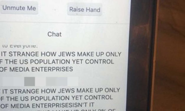 London synagogue has online service interrupted by anti-Semitic abuse