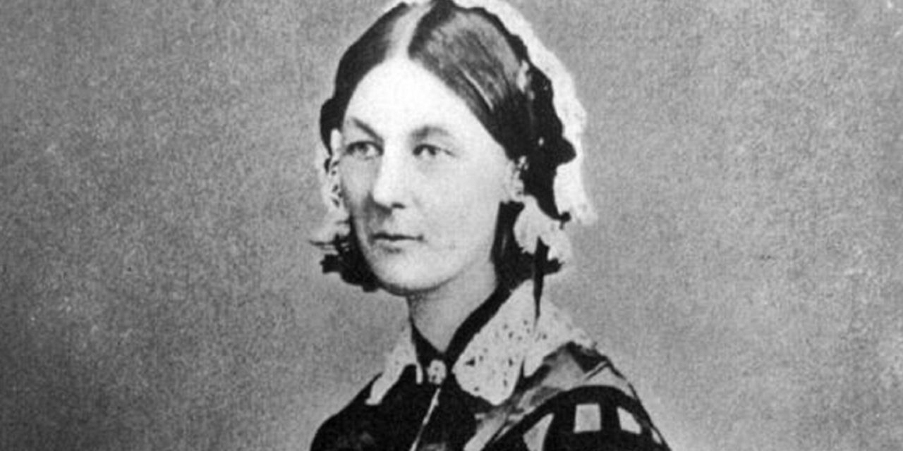 """How very little can be done under the spirit of fear"" – Florence Nightingale's amazing legacy is a lesson for today"