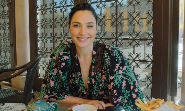 Gal Gadot shows her love for Israel in new interview with Vogue
