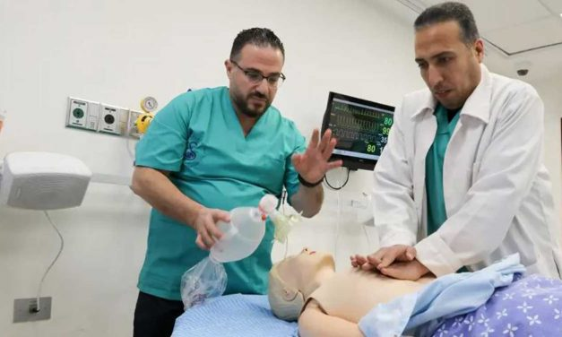 "Gaza nurses train in Israel: ""We speak of health, not politics"""
